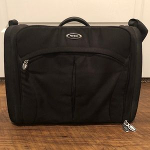Tumi Oversized Briefcase/Weekend Traveler Bag 💼